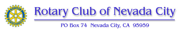 Nevada City Rotary Club